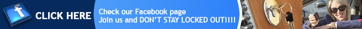 Join us on Facebook - Locksmith Encino